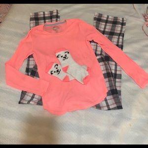 SO pajama set